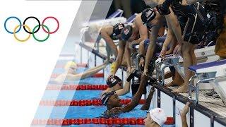 Rio Replay: Women's 4x100m Medley Relay Final