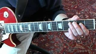 U.S. Blues - Grateful Dead - Lesson, Part 3 of 3