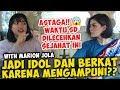 CURHAT MARION JOLA DIBAYAR 2 RIBU DAN DIBULLY SAMPAI KE PANGGUNG INDONESIAN IDOL | #NemeninMerry