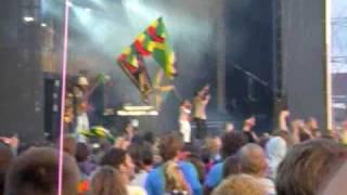Alborosie - Herbalist - live festival dour 2009