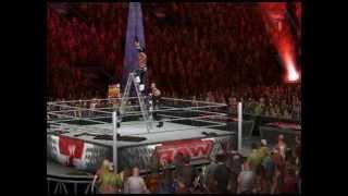 SVR2011 John Morrison vs Undertaker Part 3 Finale