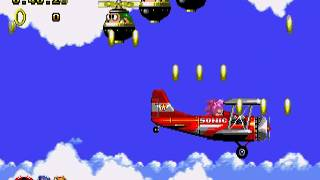 Sonic Classic Heroes Multiplayer Part 16 - Sky Chase Zone