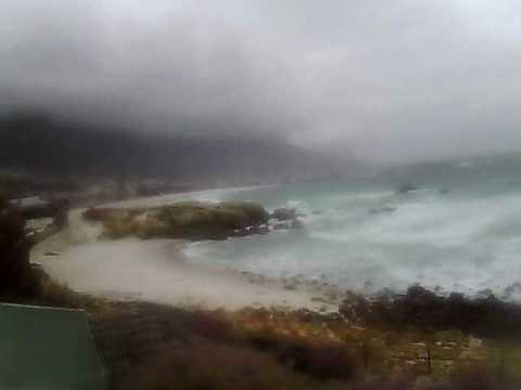 Timelapse Video – Glen Beach & Camps Bay – 31/07/2010