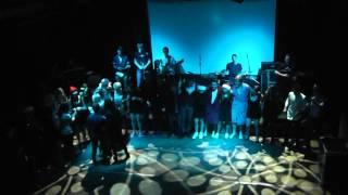 Vánoční koncert Gymnázium Hranice 2014 - Christmas Lights