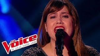 The Voice 2015│Mariella Savvides - Sing It Black (Moloko)│Blind Audition