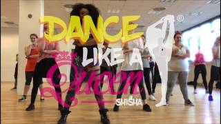 MAJOR LAZER FT PARTYNEXTDOOR & NICKI MINAJ/ DANCEHALL CHOREO BY DHQ SHISHA