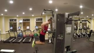 Nick Sunrise Mitkov - Workout.