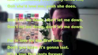 BEATLES-DON'T LET ME DOWN(COVER)