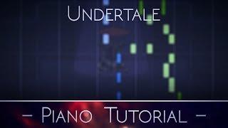 [DOWNLOAD]Undertale - Memory//OST 034 - Piano TUTORIAL