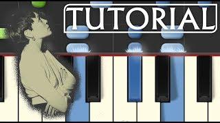 Natalia Lafourcade   Nunca es Suficiente (Piano Tutorial)