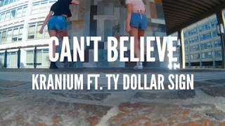 Kranium ft Ty Dollar Sign and WizKid, Can't Believe - Alevanille Veronica Anselmi