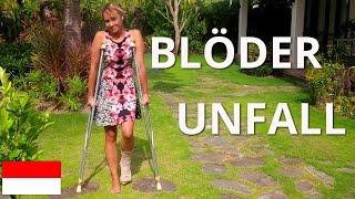 Bestohlen und Unfall auf Bali  | Tipps zum Geldwechseln | Weltreise Vlog