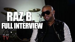 Raz B on B2K Forming, Breaking Up, Chris Stokes, China (Full Interview)
