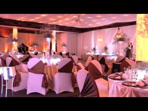 Designer Events – Fancourt Wedding