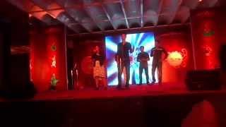 Sapna Jahan Cover..FY16 Annual Event Avaya.
