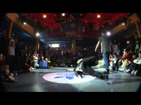 Flipper (H-Blast) vs Burehin (Underfloor b-boys)