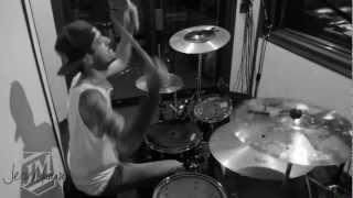 Travis Barker x Yelawolf - Push Em - JESSE MANASON Drum Remix