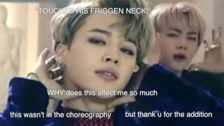 BTS' Blood, Sweat, And Tears - What You Didn't Notice/Fangirl And Fanboy Version (Requested)