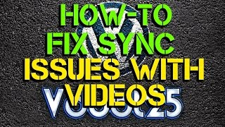 [ How-To ] - Fix Audio Sync Issues ( kodi )