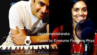 Jagadanandakaraka - Carnatic Fusion by Enneume featuring Priya