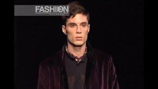 CALVIN KLEIN Fall Winter 2005 Menswear Milan - Fashion Channel