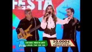 """OS SOLITÁRIOS na SIC em Amarante com o tema """"Roça Roça"""" - Contactos"""
