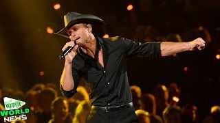 Tim McGraw Stuns 2016 ACM Awards With 'Humble and Kind'