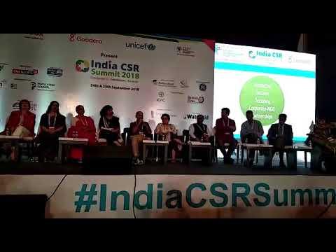 CSR partner speaks about us