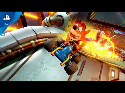 Crash Team Racing: Nitro-Fueled (PS4)   © Activision 2019    1/1