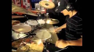 Nile - The Essential Salts (Drum Cover) HD audio