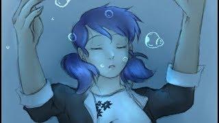 """""""Deep Blue"""" Miraculous Ladybug Adrinette Comic Dub"""