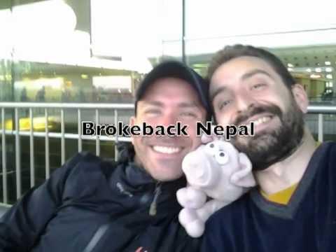 Brokeback Nepal. Il trailer.