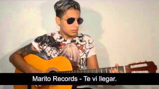 Marito-Te vi venir (video full HD)
