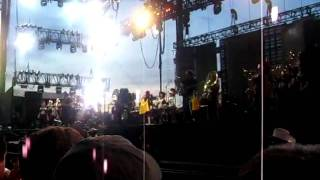 Coheed & Cambria - Welcome Home (Feat USC Marching Band) (Live @ Coachella 2010)