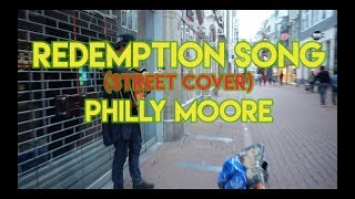 Redemption Song   Philly Moore & the demigods (street cover)