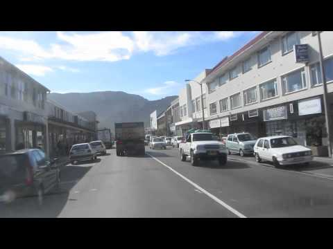 PAUL HODGE: AFRICA'S CAPE TOWN DRIVE, SOLO AROUND WORLD IN 47 DAYS, Ch 70, Amazing World in Minutes