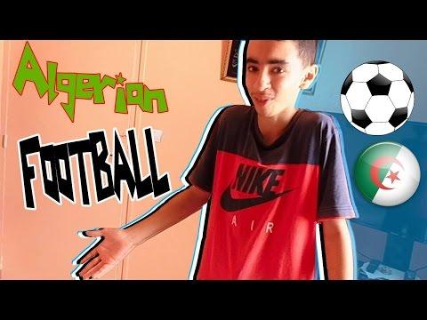 كرة القدم في الجزائر DZHICHEM LE FOOTBALL EN ALGERIE