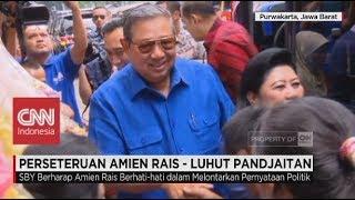 SBY: Kekuasaan Ini Bukan Untuk Menakut-Nakuti Rakyat & Mengancam Siapapun