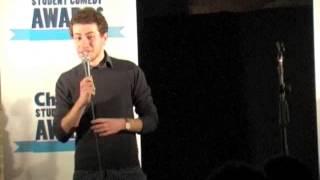 Daniel Leigh - Chortle Student Comedy Award 2015