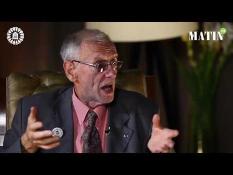 Michel Prieur, président du Centre international de droit comparé de l'environnement