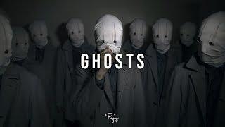 """Ghosts"" - Suspense Rap Beat | Free New Trap Hip Hop Instrumental Music 2018 | Ihaksi #Instrumentals"