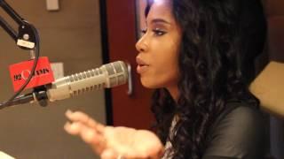 Sevyn Streeter Shares Story of How She Met Chris Brown