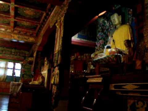 Tengboche Monastery Meditation Ceremony