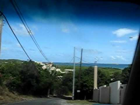 driving in Puerto Rico