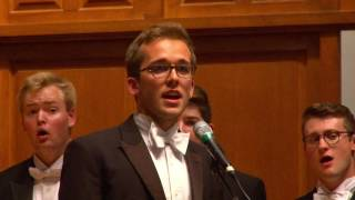 Down by the Salley Gardens - The Yale Whiffenpoofs of 2017