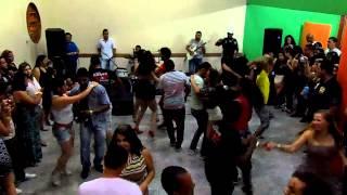 1 FESTA TOP DANÇAS - APRESENTAÇÃO DO PROF. KUQUE ,ANA LUIZA E SEUS ALUNOS