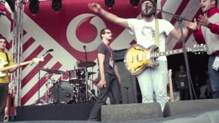 Asterisco Cardinal Bomba Caveira @ Vodafone Showcases Rock in Rio - Lisboa