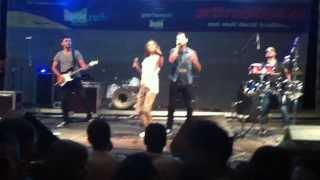 Laurentiu Duta ft. KAIRA - Raza mea de soare LIVE @ Cavnic Maramures