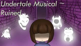 Undertale Musical Genocide pack - Ruined ~ Nightcore