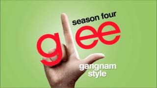 Gangnam Style - Glee [HD Full Studio]